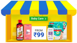 Baby Care Deals & Offer at Flipkart