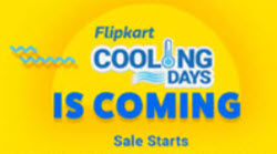 [21st to 26th April] Flipkart Cooling Days Sale : Top Deals On AC, Refrigerator, Air Coolers, Fans etc from Top Brands | 10% Instant Discount on CITI Credit/Debit Cards