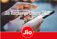 Jio Recharge Offers August 2021 | Cashback Rewards Up to ₹1000