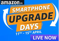 [Last Day ] Amazon Smartphone Upgrade Days