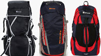 [ Free Shipping ] IMPULSE Rucksack Up to 85% off Starting at Rs.150 - Ajio
