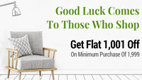 Pepperfry Coupon Offer April: Flat 1,001 Off above purchase of 1999 On Furniture