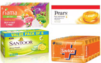 Bath Soap Up to 50% Off Starting at Rs. 98 - Flipkart
