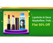 Deodorants & Fragrance Min 50% to 60% Off - Flipkart