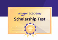 Amazon Academy JEE Scholarship Test | Win Rewards Up to Rs.5000 [For Class 11th & 12th]