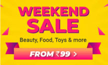 Flipkart Weekend Sale Home & Essentials Up to 85% Off [15th to 16th May 21]