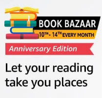 Amazon Book Bazaar Sale | 10th - 14th Every Month 2021