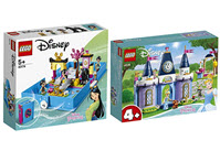 LEGO Toys & Games Minimum 50% Off Starting at Rs. 225 - Amazon