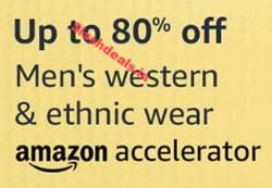 Men's Western and Ethnic Wear Upto 80% off - Amazon