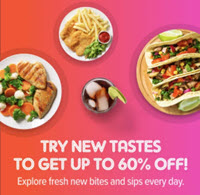 Swiggy Coupon: 40% Off upto Rs.100