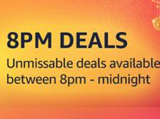 Amazon Great Indian Sale 8PM Deals